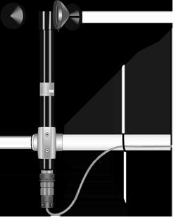 Irri systems estaciones meteorol gicas campbell irri systems for Sensor de viento